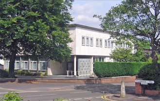 HQ Offices – Eng. & Allied Employers Fed. Fredericks Road